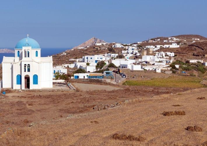 wioska Ano Meria
