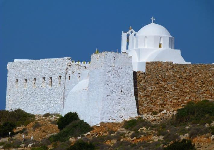 klasztor Zoodochas Pigi