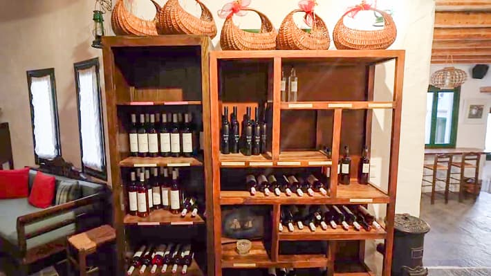 sikinos winnica