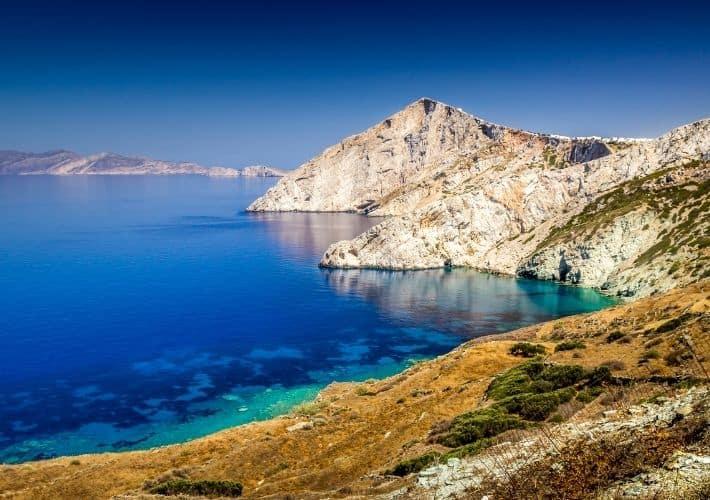 wybrzeże Folegandros
