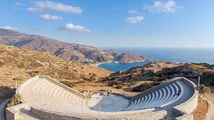 amfiteatr na Ios
