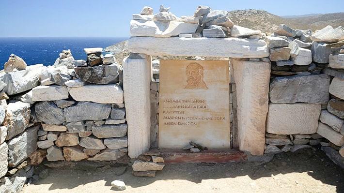 grób Homera na Ios