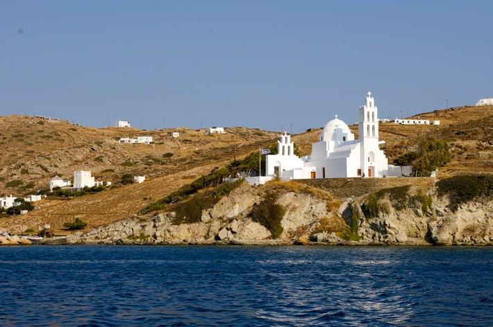 kościół Agia Irini