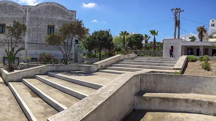 Muzeum Archeologiczne na Santorini
