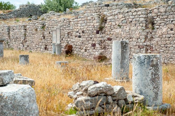 wykopaliska archeologiczne Thira