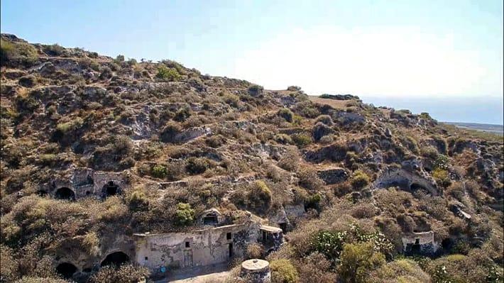 Thirassia osada Agrila
