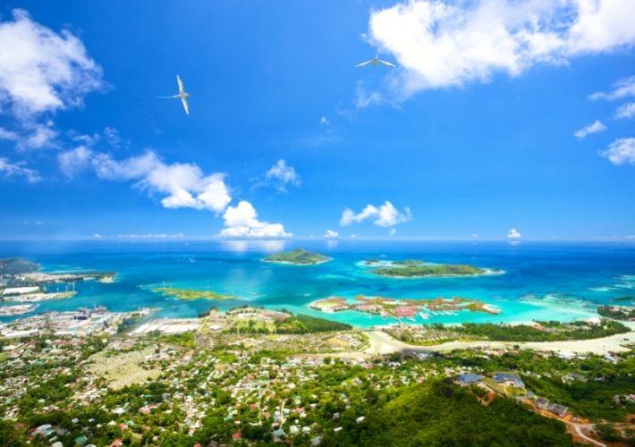 wyspa mahe na Seszelach